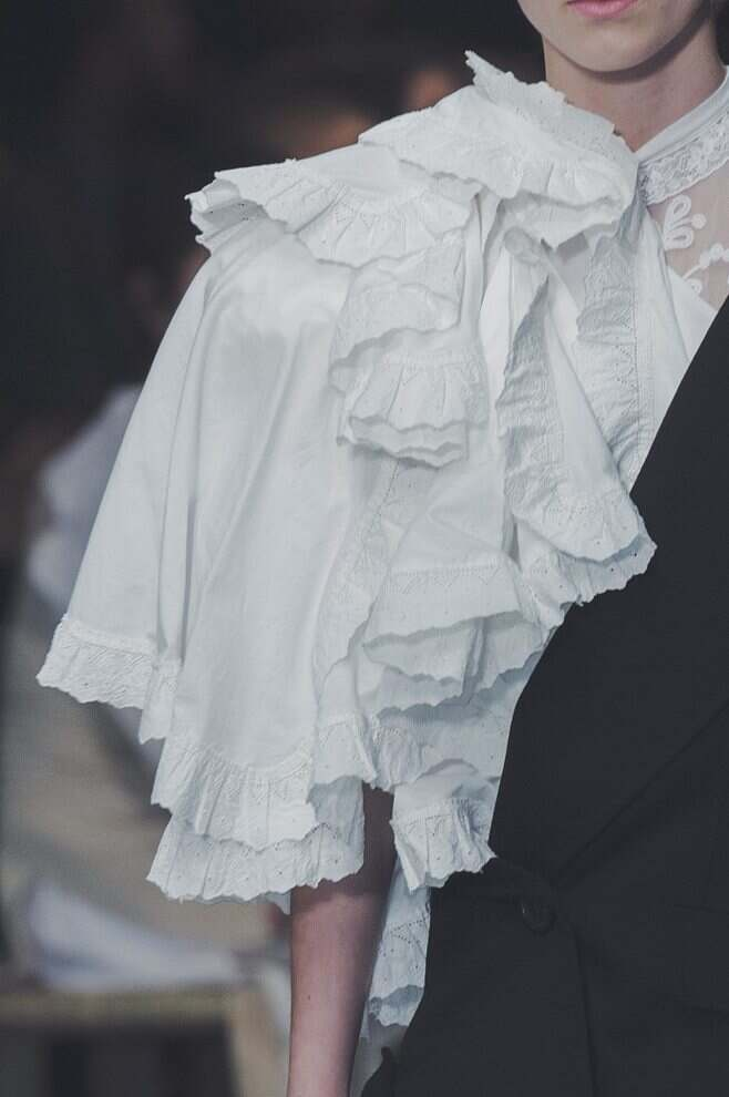 Details at #Burberry...