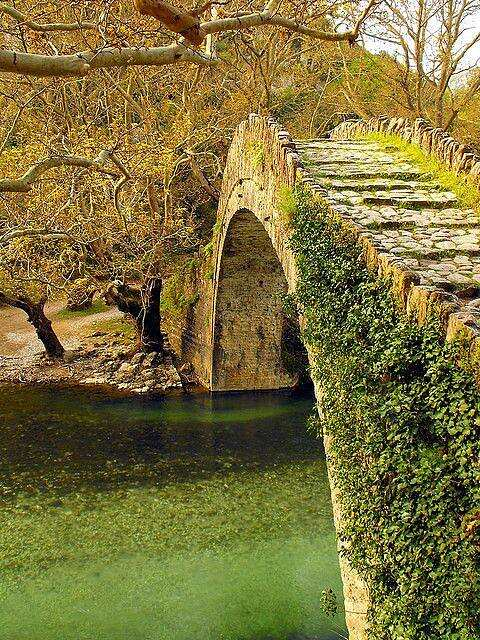 Ancient Stone Bridge...