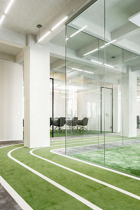 Onefootball HQ by TK...